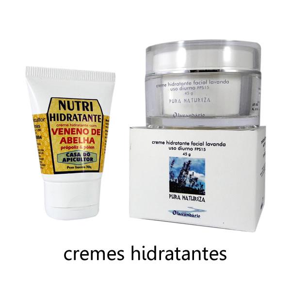 Fabricação de Cremes Hidratantes