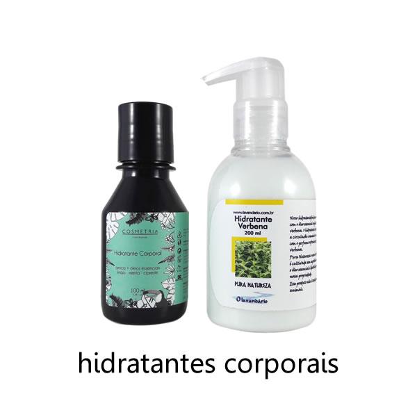 Fabricação de Hidratantes Corporais