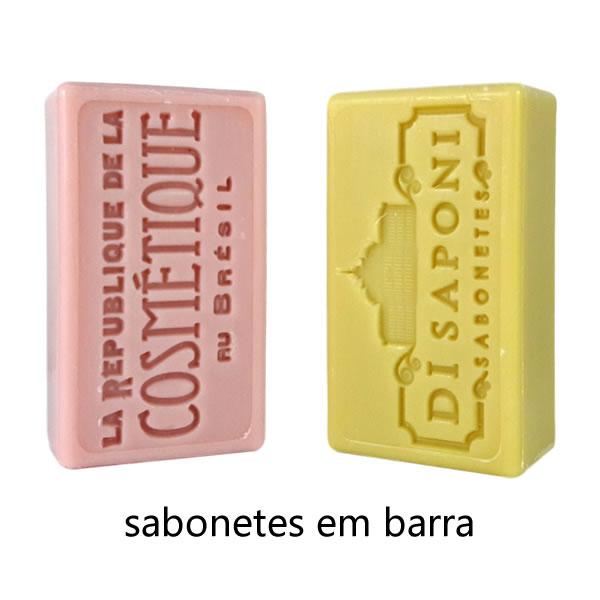 Fabricação de Sabonetes em Barra