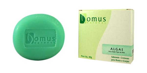 Sabonete Algas Domus Persoap