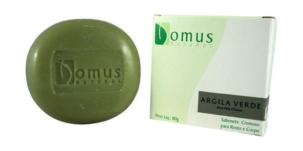 Sabonete Argila Verde Domus Persoap