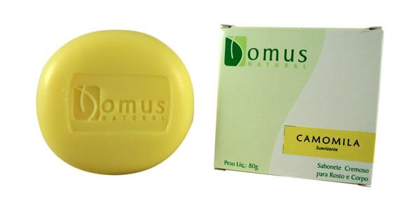 Sabonete Camomila Domus Persoap