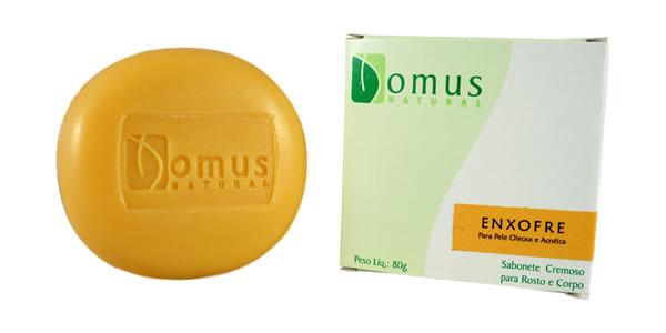 Sabonete Enxofre Domus Persoap