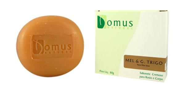Sabonete Mel & Germe de Trigo Domus Persoap