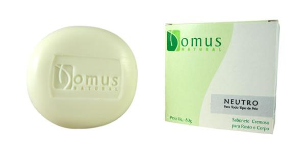 Sabonete Neutro Domus Persoap