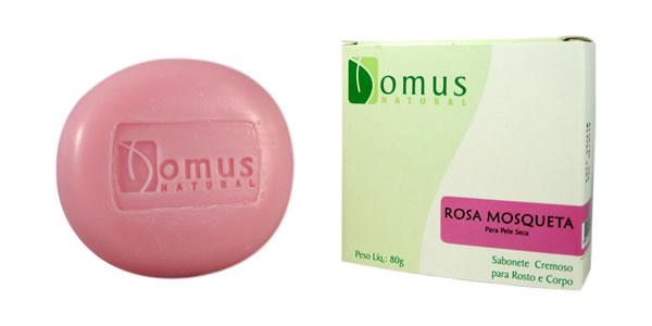 Sabonete Rosa Mosqueta Domus Persoap