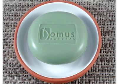 Sabonete Domus Argila Verde 80g